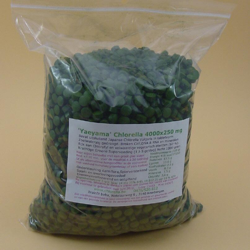algen pillen